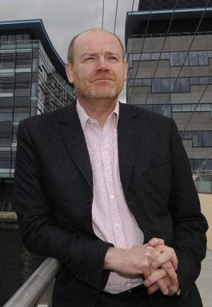 Who knew what? ... Former BBC boss Mark Thompson.