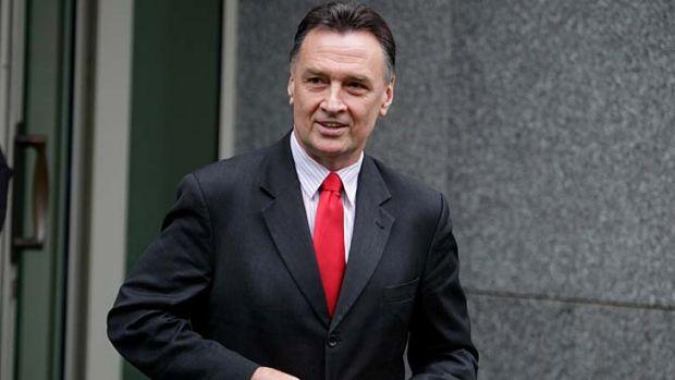 Ideas man ... Trade Minister Craig Emerson.