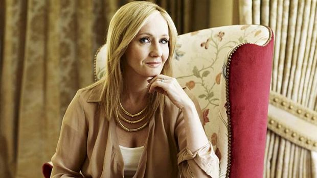 J.K. Rowling's donated royalties from <i>The Cuckoo's Calling</i> to The Soldiers' Charity.
