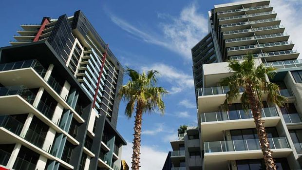 Investors are able to achieve higher rental yields on units.