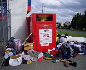 Government may crack down on illegal dumping.