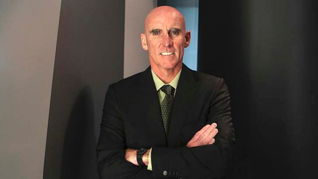 'It's made me realise we are all lucky or unlucky' ... Mike Quigley, NBN.