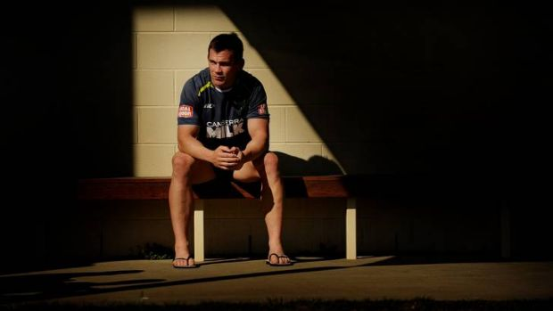 Raider Shaun Berrigan is contemplating playing for Italy.