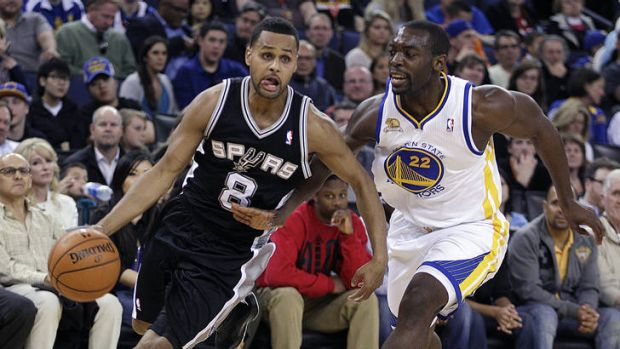 Boomers guard Patty Mills will be hoping to see more court time in 2013-14 after an encouraging start to his San Antonio ...