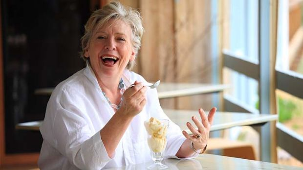 Strong supporter ... Maggie Beer.