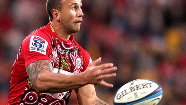 Ewen McKenzie says Quade Cooper (above) is passionate about Australian rugby.