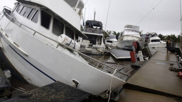 Cyclone Yasi caused destruction across Queensland last year.