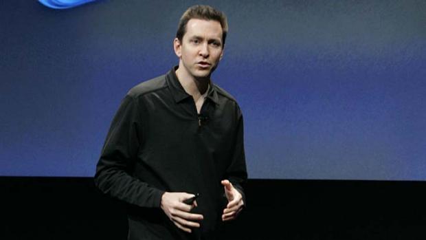 Scott Forstall ... joined Apple in 1997.