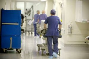 The healthcare sector has replaced manufacturing and retailing as the main supplier of jobs in the state.