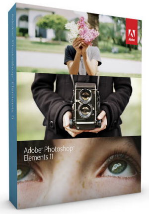 Adobe Photoshop Elements 11.