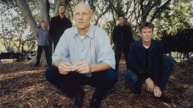 Midnight Oil release their greatest hits collection Essential Oils on November 2.