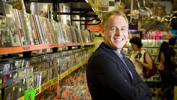 Chief executive Terry Smart said JB Hi-Fi was well placed to benefit from any improvement in consumer confidence.