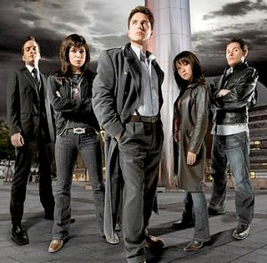 Torchwood has landed David-Lloyd on the convention circuit.