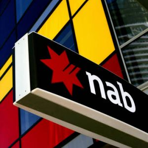 China on the mind... National Australia Bank.