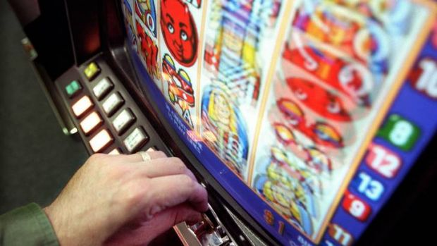 From last July  ATMs were banned from gaming venues but some other cash access options, such as EFTPOS, are allowed.