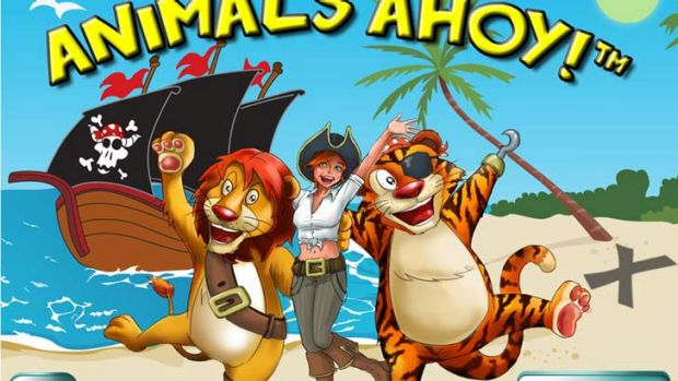 A screenshot of the Animals Ahoy app.