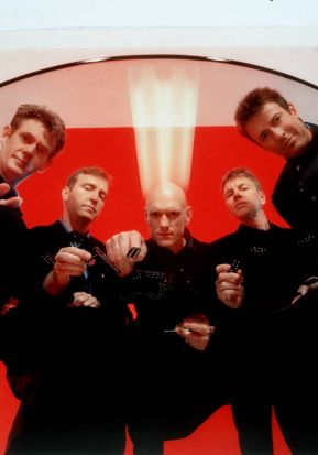 Midnight Oil March 2001