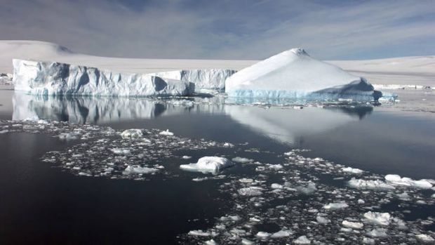 Off the coast of Antarctica . . . China is opposed to the plan to create marine reserves covering more than 4 million ...