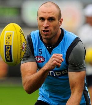 No expectations: Chris Judd