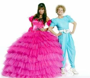 <i>Kath and Kimderella</i>.