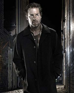 Guy Pearce in the <i>Jack Irish</i> telemovies.