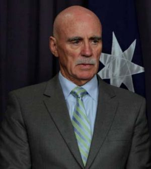 Defence Personnel Minister Warren Snowdon.