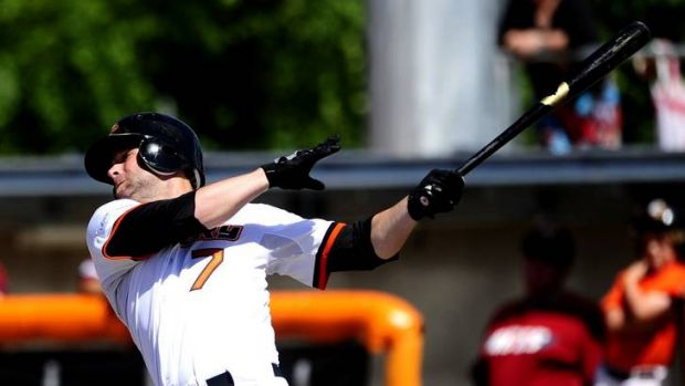 Brian Burgamy has left the Canberra Cavalry at the 11th hour to take up a deal in Mexico.