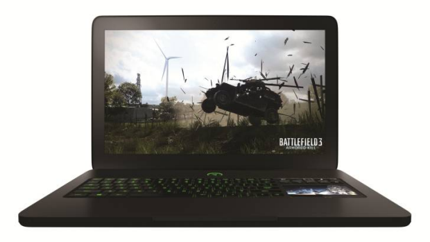 It's not cheap, but if you want portable PC gaming, the Razer Blade is second to none.