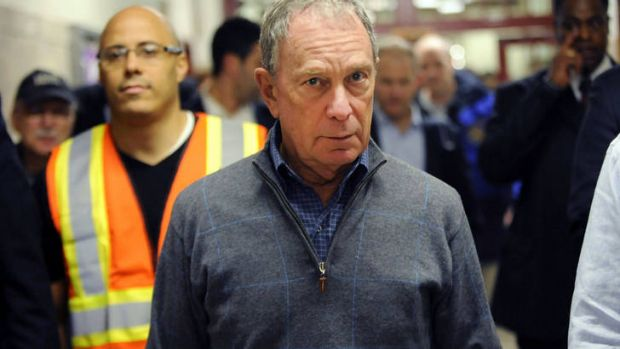 Mayor Michael Bloomberg has endorsed Barack Obama in the wake of superstorm Sandy.