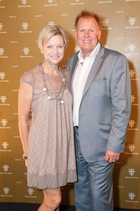 Jenny and Terry Creasey.