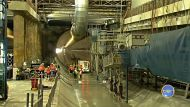 Tunnel boring machines at work in Brisbane's Legacy Way tunnel