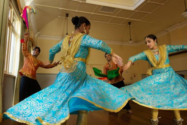 Dancers from Ruchi Sanghi Dance Company and Natraj Dance Studio will be performing as part of Parramasala, a South-East ...