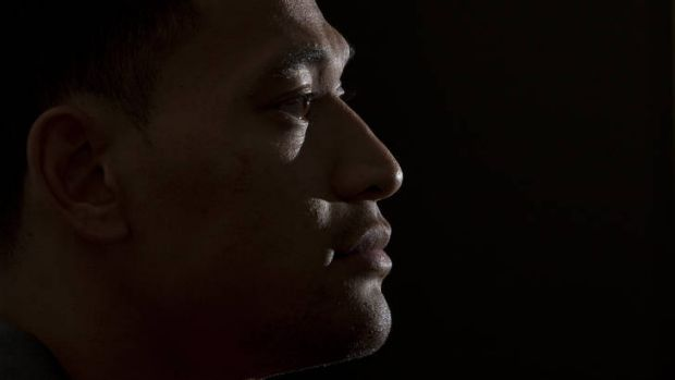 Israel Folau is returning to rugby league.