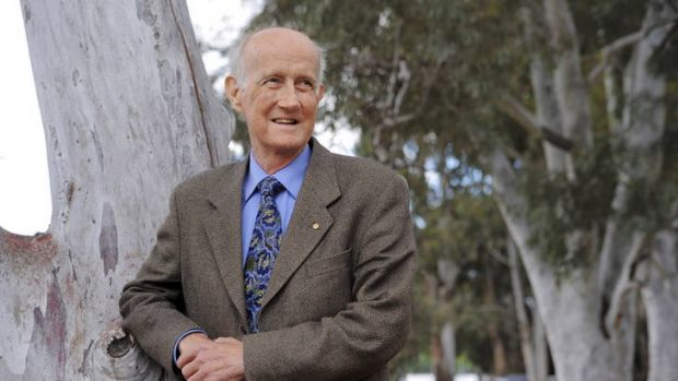 Professor Tony McMichael, retires after 40 years, researching the consequences of climate change on health.