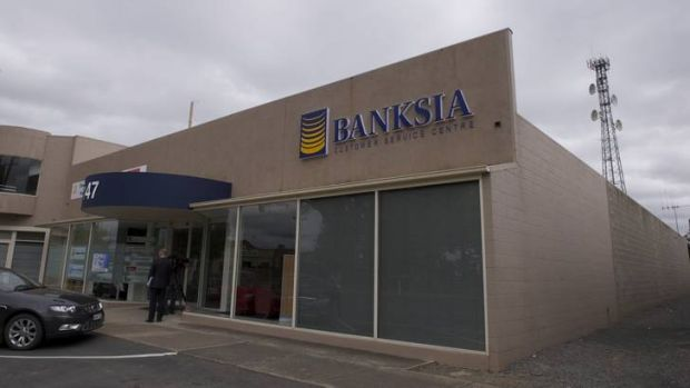 The Banksia Kyabram branch.