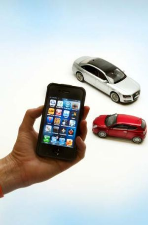 Contentious issue .. the new app that can book private hire cars.