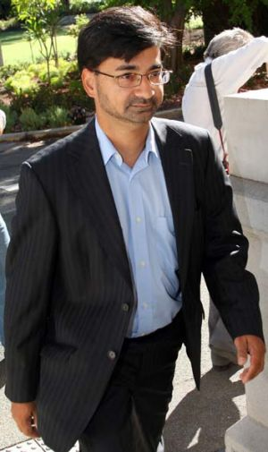 Mystery ... Lloyd Rayney who has been acquitted of the murder of his wife, Corryn.