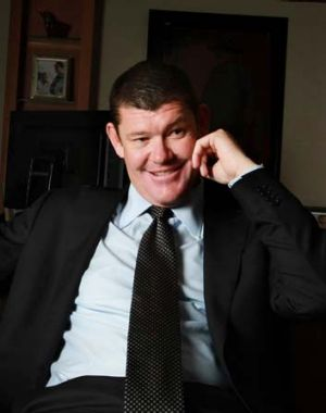 James Packer wants to give the city back its spark.