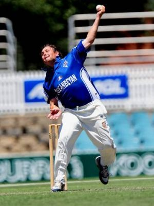 Mark Higgs could make a comeback for Queanbeyan today.