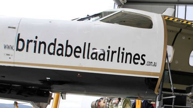 Brindabella Airlines in Canberra