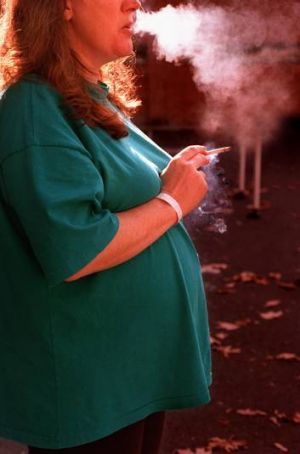'Quit For You, Quit For Me' ads highligh the dangers of smoking during pregnancy.