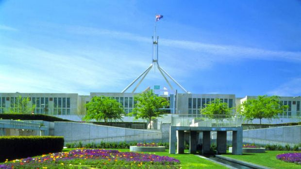The Parliament House horticulturalists are ridding this place of its pests, and the integrated management system is ...
