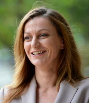 Cycling Australia has nominated Tracey Gaudry.