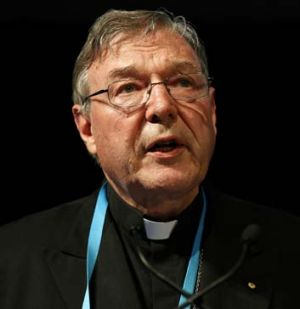 Catholic Archbishop of Sydney, George Pell.