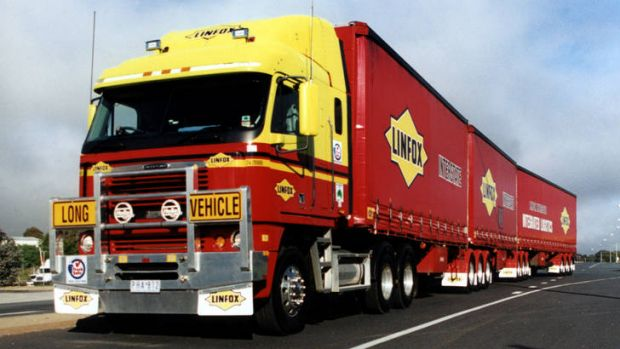 ACT-based transport companies say highways through the territory could handle B-triple trucks, which can be up to ...