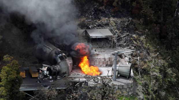 Preventable ... Pike River Mine tragedy could have been avoided.