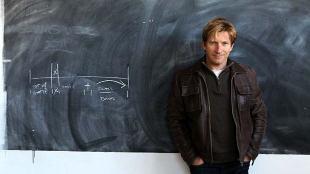 Among the parents who gave City of Sydney councillors a piece of their misery ... actor David  Wenham.