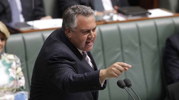 """Canberra Airport was never a viable option ... and it certainly isn't now"" ... shadow treasurer Joe Hockey."