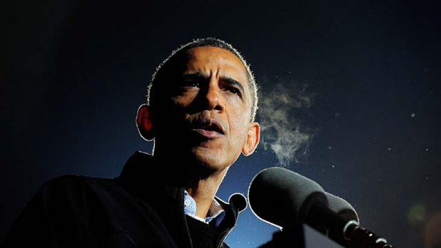 Yes, US President Barack Obama can act to counter global warming.