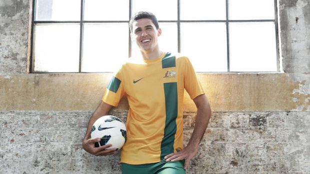 Canberra's Tom Rogic has been selected in the Socceroos squad.